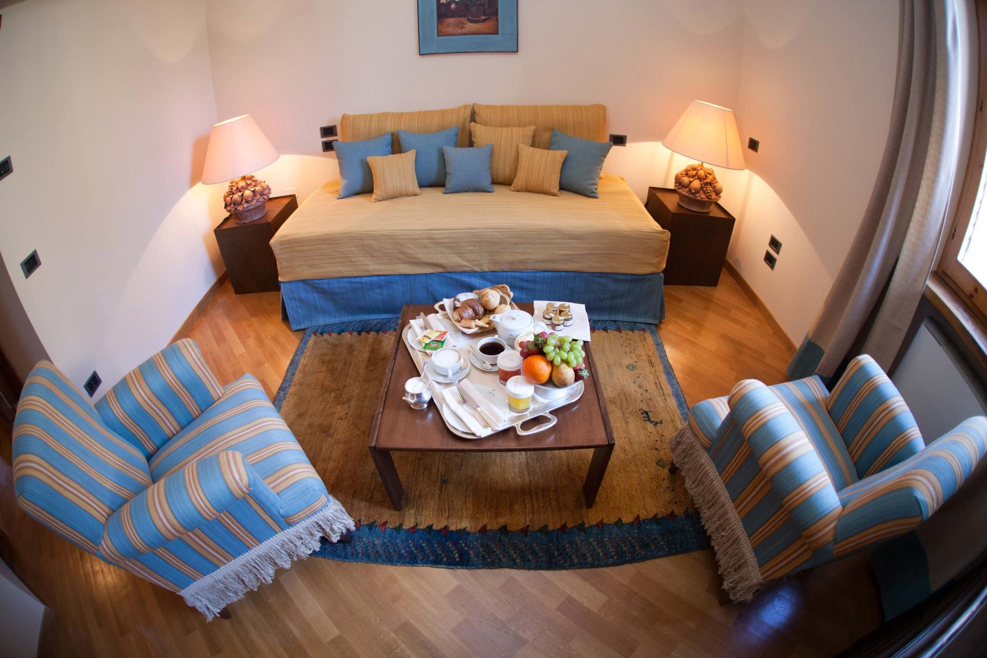 Camere Superior Le Tre Vaselle Resort & Spa