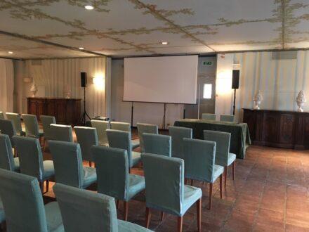 sala dioniso configurazione grande platea