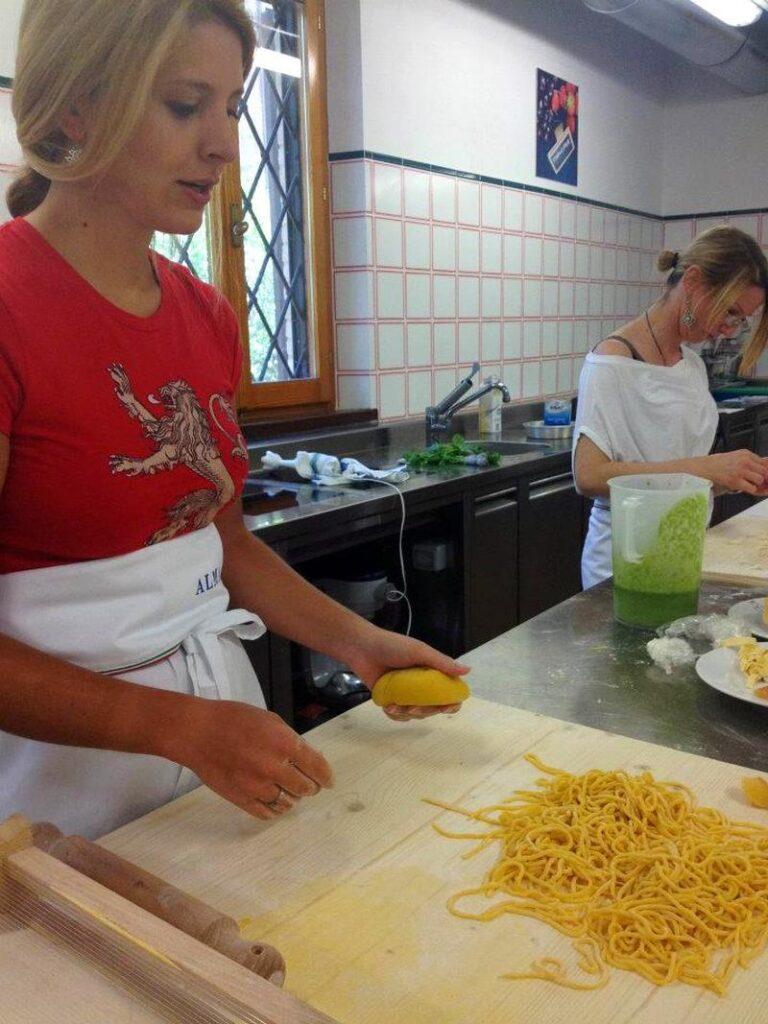 Corsi di Cucina Le Tre Vaselle 5