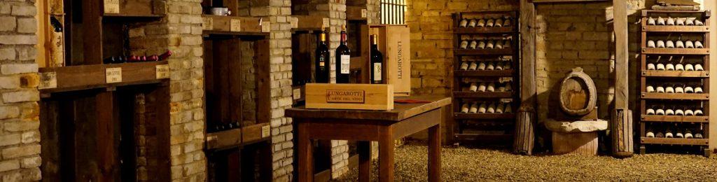 Medieval Wine Cellar Lungarotti Tre Vaselle